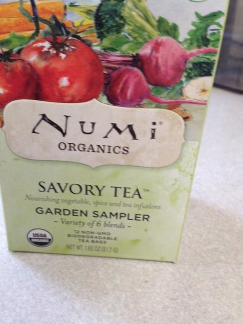 Numi Savory Teas.